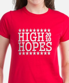 High Hopes Philly 2010 Tee