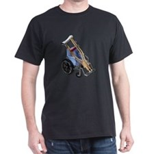 Crutches Wheelchair T-Shirt
