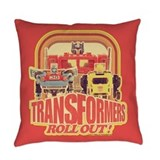 Transformers Everyday Pillow