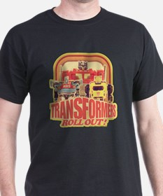 Transformers Retro Roll Out T-Shirt