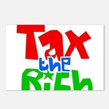 Tax the Rich Postcards (Package of 8)