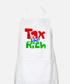 Tax the Rich Apron