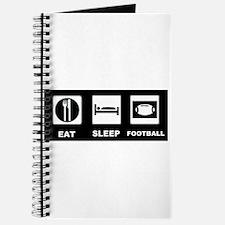Eat Sleep Football Journal