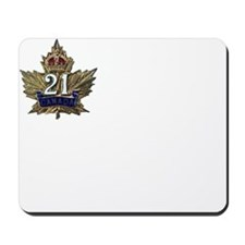 21ster Mousepad