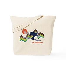 Ski Innsbruck Tote Bag