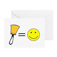 Bells Make Me Happy Greeting Card