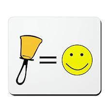 Bells Make Me Happy Mousepad