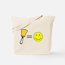 Bells Make Me Happy Tote Bag