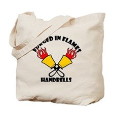 Cool Handbell Tote Bag