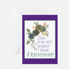 Friendship - Greeting Cards (Pk of 10)