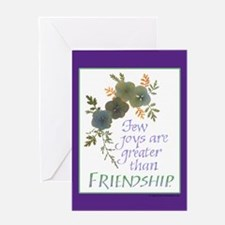 Friendship - Greeting Card