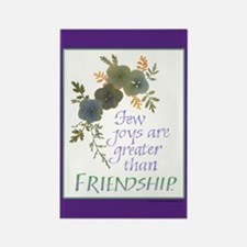 Friendship - Rectangle Magnet