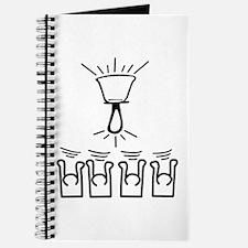 Funny Ringer Journal