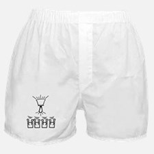 Funny Ringer Boxer Shorts