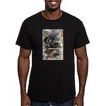 Japanese Samurai Warrior Narishige (Front) Men's F