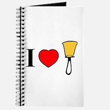 I Heart Bells Journal