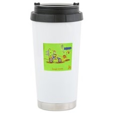 Funny Grounded Travel Mug