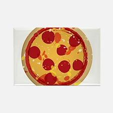 Pizza by Joe Monica Rectangle Magnet