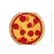 Pizza by Joe Monica Postcards (Package of 8)