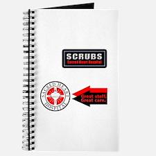 Scrubs Sacred Heart Journal