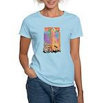 Let Sleeping Dogs Lie Women's Light T-Shirt