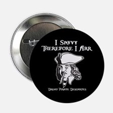 "Therefore I Arr 2.25"" Button (100 pack)"