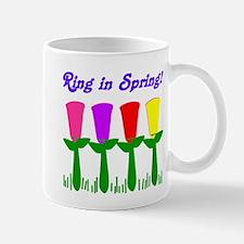 Ring in Spring Mug