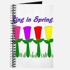 Ring in Spring Journal