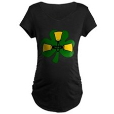 Triple Bell Shamrock T-Shirt