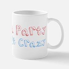 Crazy Tea Party Mug