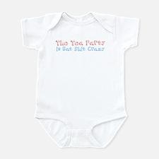 Crazy Tea Party Infant Bodysuit