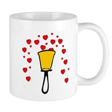 Heart Fountain Mug