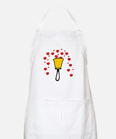 Heart Fountain Apron
