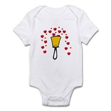Heart Fountain Infant Bodysuit