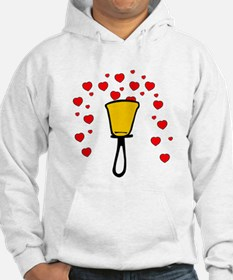 Heart Fountain Jumper Hoody