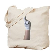 Dust Check Tote Bag