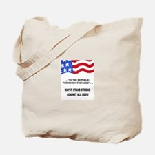 Love Overflows Continuously Tote Bag