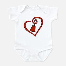 Unique Ringer Infant Bodysuit