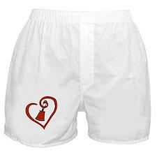 Cute Hand bell Boxer Shorts
