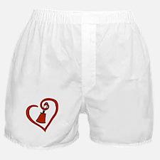 Unique Ringer Boxer Shorts