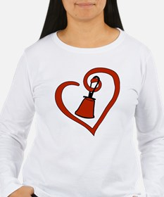 2-redheartfinal3 Long Sleeve T-Shirt