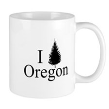 Cute Oregon ducks Mug