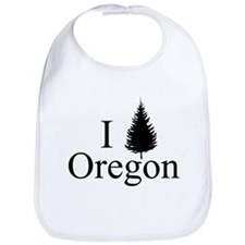 I Tree Oregon Bib