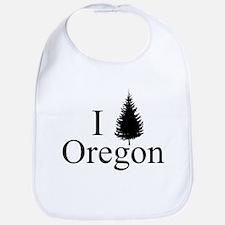I Tree Oregon Bib