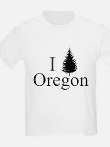 I Tree Oregon T-Shirt