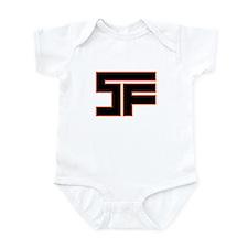 SF LOCAL 09 Infant Bodysuit
