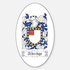 Aldridge Decal