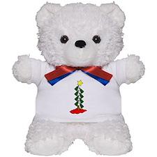 Funny Handbell Teddy Bear
