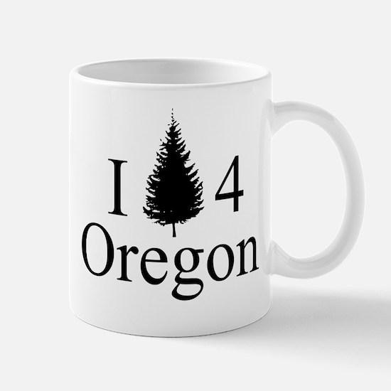 Unique Oregonian Mug