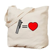 Chimes Are Love Tote Bag